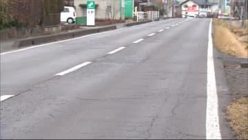 道路横断中の高齢者の事故相次ぐ 上田では横断歩道がない十字路で… 木島平では自宅近くで