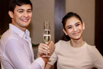 'I will protect my wife': Matteo shares first wedding photo, vow for Mrs. Sarah Guidicelli