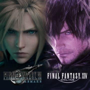 PS4『FF7 リメイク』×『FF14』W購入特典のコラボテーマ配信開始!背景・アイコン変化に加え、BGM「Prelude」が流れる