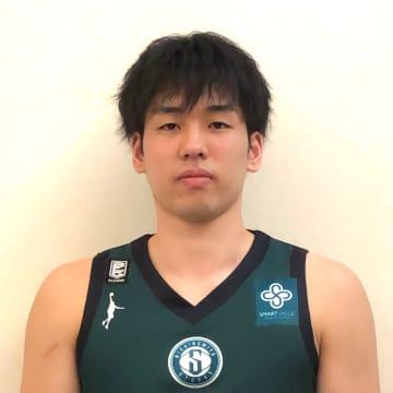 西宮ストークスと特別指定選手契約を結んだ須藤昂矢