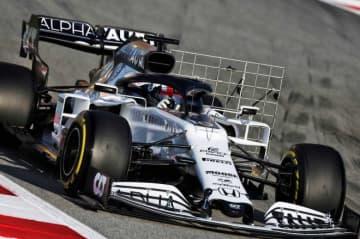 【ギャラリー】F1第2回バルセロナテスト1日目