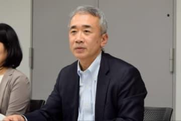 山﨑健一弁護士(2月17日、東京・霞が関の弁護士会館)