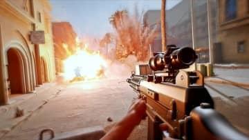 『Insurgency: Sandstorm』海外PS4とXbox One版の発売が2020年8月25日に決定!中東を舞台にテロリストとの戦いを描くリアル系FPS