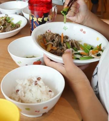 【イメージ写真】学校給食