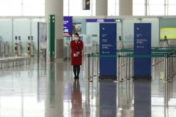 The global aviation industry has suffered as fears over travelling during the coronavirus epidemic have increased. (South China Morning Post photo)