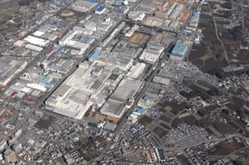 ホンダ狭山工場(資料画像)