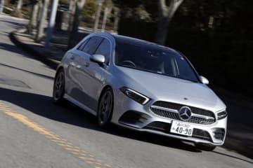 メルセデス・ベンツ 新型Aクラス A180 Style (AMGライン装着車) 走り