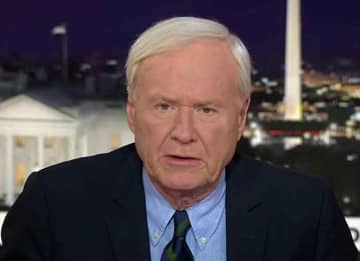 'Hardball' host Chris Matthews