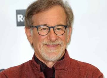 Steven Spielberg attends Milan photocall for 'The Post'