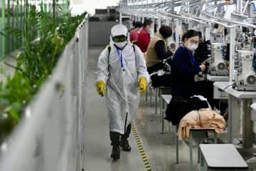 中国企業、新型肺炎でも商業の見通しを楽観視
