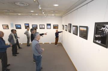 写真愛好家グループ「フォト・クラブ 江影会」の作品展