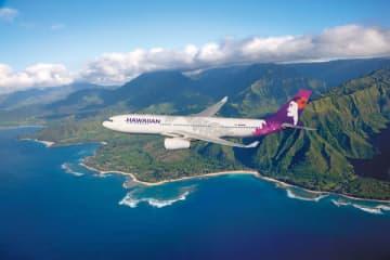 ハワイアン航空、米本土路線の運航拡大 ボストンやNY路線を12月再開