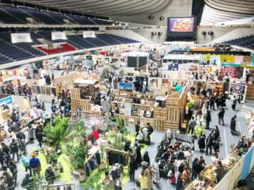 20周年を迎えるクリエイターの祭典「rooms」が、2月20日から22日の3日間に渡り、代々木第一体育館にて開催された