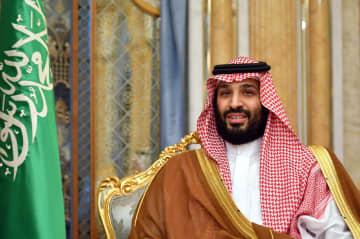 サウジアラビアのムハンマド皇太子=2019年9月(ロイター=共同)