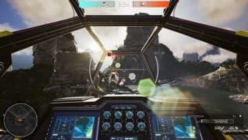 ヘリSTG最新作『Comanche』3月12日よりSteam早期アクセス開始! 幻の試作ヘリが再び蘇る