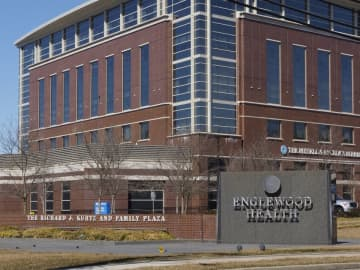 Englewood Health hospital in Bergen County where two of the four confirmed New Jersey coronavirus patients sought treatment. Saturday, Mar. 7, 2020. (Patti Sapone   NJ Advance Media)(Patti Sapone   NJ Advance Media/)