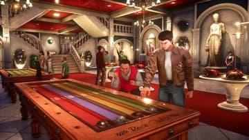 クルーズ船でギャンブル!『シェンムーIII』DLC第三弾「Big Merry Cruise」発表