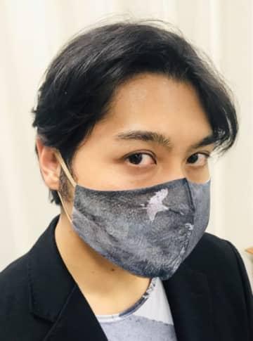 細部に工夫、自作マスク 服飾デザイナーの鶴丸礼子さんが作り方紹介【大分県】