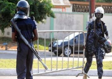 Task Force Patrols Suame Magazine