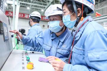 北京燕山石化、マスク用「メルトブロー不織布」生産ライン完成