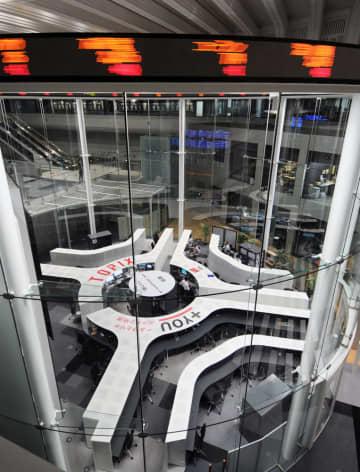 東京証券取引所、東証アローズ内のマーケット・センター