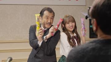 吉田鋼太郎と動画クリエイターのねおがブルボン「プチシリーズ」新CMで初共演