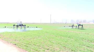 農業テクノロジーが春の農作業を後押し 河北省衡水市