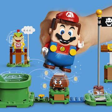 レゴとマリオのコラボで「レゴ スーパーマリオ」、2020年後半に発売