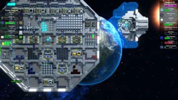 大企業のAIとして宇宙空間で自動工場を建設する『Final Upgrade』発表! 敵との戦闘も
