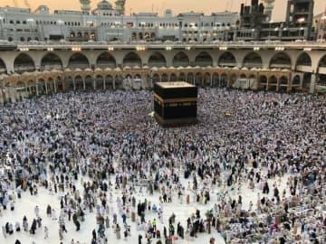 Bandar Aldandani / AFP / Getty Images