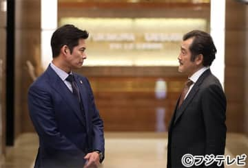 吉田鋼太郎が「SUITS/スーツ2」で織田裕二の最凶の敵に