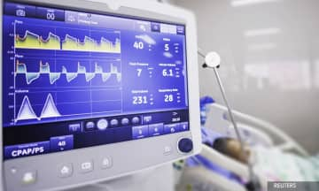 Hospital di New York guna satu ventilator untuk dua pesakit
