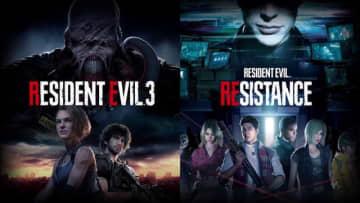 『バイオハザード RE:3』体験版配信日&『バイオハザード レジスタンス』オープンβ開始日が海外向けに発表!