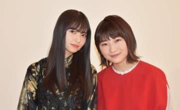 「映像研には手を出すな!」で浅草役を務めた齋藤飛鳥と伊藤沙莉