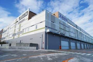 9月稼働予定のASKUL三芳センター