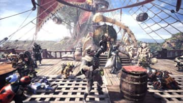 PS4『モンハン:ワールド』がPS Plusでフリープレイに!4月22日まで