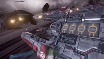 宇宙SF詳細経済オープンワールドフライトシム『X4: Foundations』大型アップデート+DLC配信日3月31日に決定!
