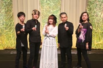 内田彩 異例の無観客配信ライブを開催「みんなに笑顔になってほしい」