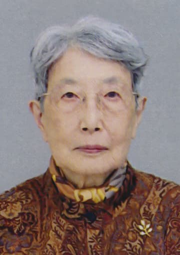 第30回南方熊楠賞に選ばれた北原糸子さん