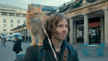 """ジェームズにとってボブは幸運を運ぶ""""招き猫""""!"""