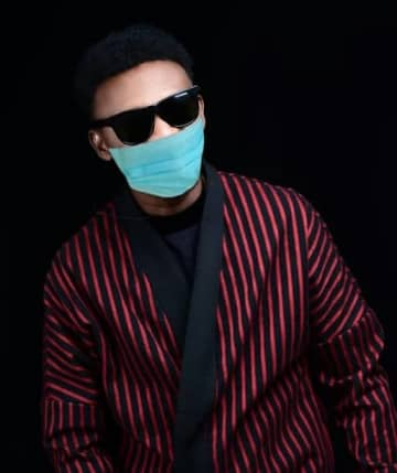 Comedian I Go Dye advises Buhari how to fight coronavirus