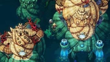 レトロスタイルRPG『Sea of Stars』が発表、Kickstarterも開始―『The Messenger』世界の前日譚を描く物語