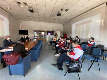 中国の医療専門家チーム、伊パドバで支援活動行う