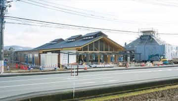足柄・金太郎のふるさと 国が正式に道の駅登録 4月24日オープン予定