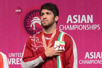 アジアの最有力選手、ホセイン・アーメド・ヌリ(イラン)