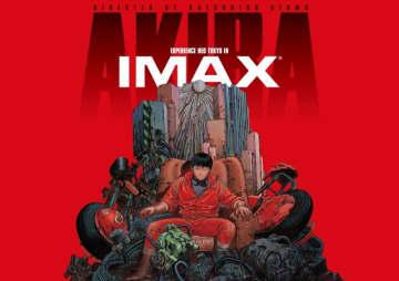 『AKIRA』IMAX上映ポスタービジュアル - (C)1988マッシュルーム/アキラ製作委員会