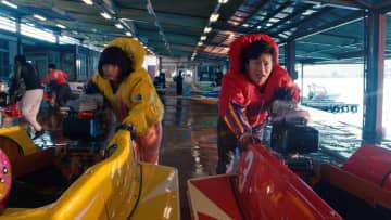 武田玲奈、田中圭とついに初対決!ボートレースCMシリーズ第3話公開