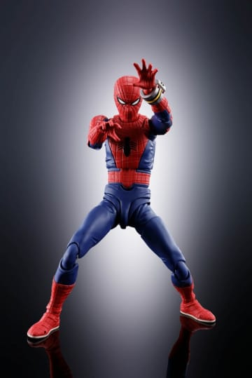 「S.H.Figuarts」シリーズの東映スパイダーマン!マーベラー召喚ポーズも再現可 - (c) 2020 MARVEL Based on original 1978 Spider-Man TV Series created by TOEI Company, Ltd.