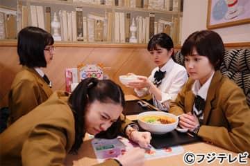 「ラーメン大好き小泉さん 二代目!」にフレッシュな女優が集結。ミルクボーイはドラマ初出演