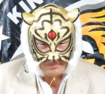 初代タイガーマスク・佐山サトル氏